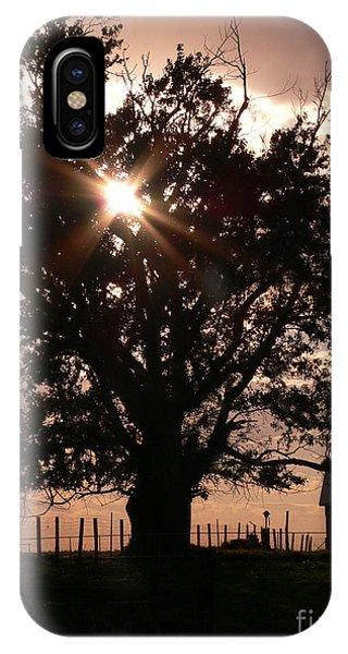 Sunset Phone Case by David Bearden