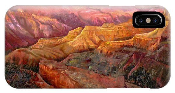 Sunset Grand Canyon IPhone Case