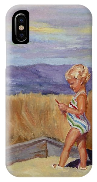 Sunshine And Shadows IPhone Case