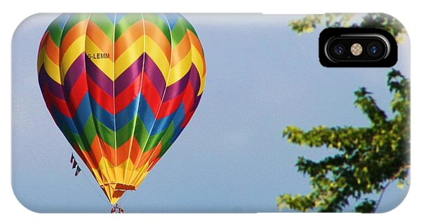 Sunshine On Balloon IPhone Case