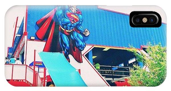 Superhero iPhone Case - Superman! #superman#super by Turtle Torres