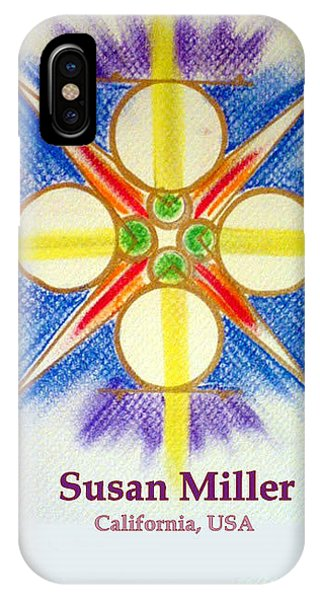 Susan Miller IPhone Case