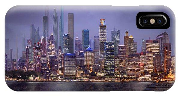 Sydney's Future IPhone Case