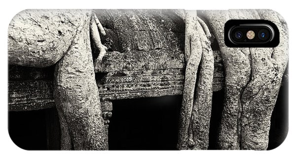 Ta Prohm 02 IPhone Case