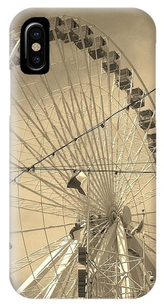 Take A Ride With Me IPhone Case