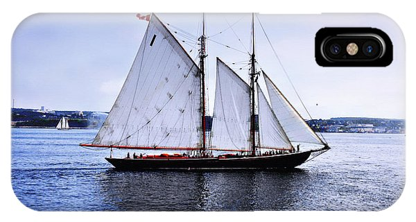 Tall Ship Sail By  IPhone Case