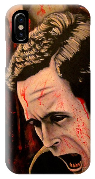Ted Bundy iPhone Case - Ted Bundy by Justin Coffman