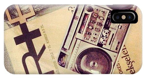 Music iPhone Case - Telefona Kilif Aldiiim :) by Banu Beysungu