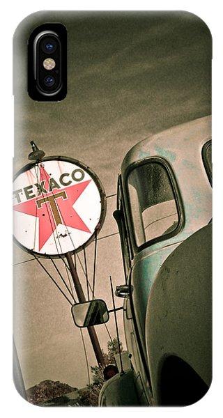 Texaco Phone Case by Merrick Imagery
