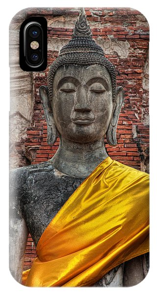 Thai Buddha IPhone Case
