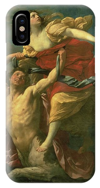 The Abduction Of Deianeira IPhone Case