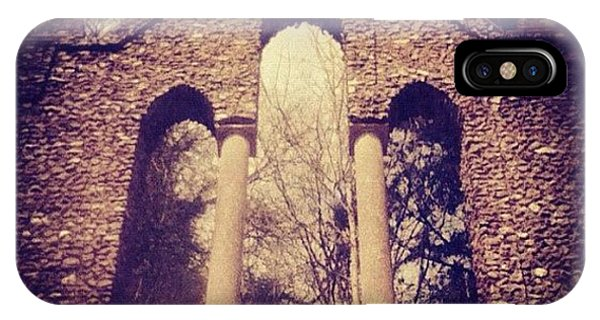 Decorative iPhone Case - The Arches by Tom Crask