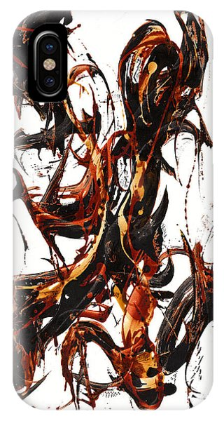 The Art Of Languishing Liquidly Well  22.120110 IPhone Case