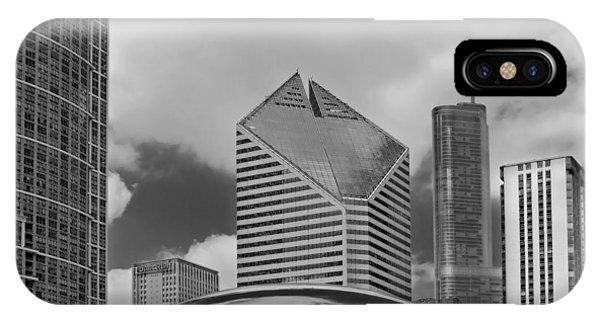 The Bean Chicago Illinois IPhone Case