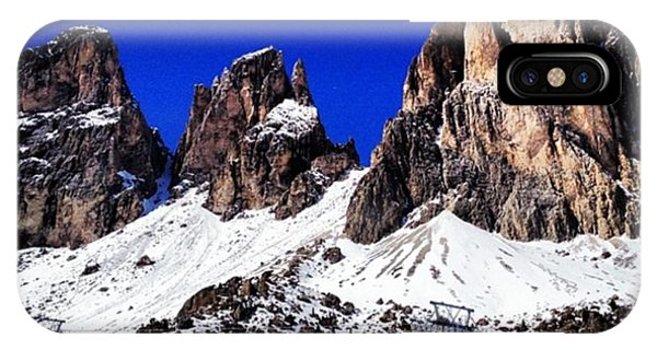 Spring iPhone Case - The Beauty Of The Dolomites by Luisa Azzolini