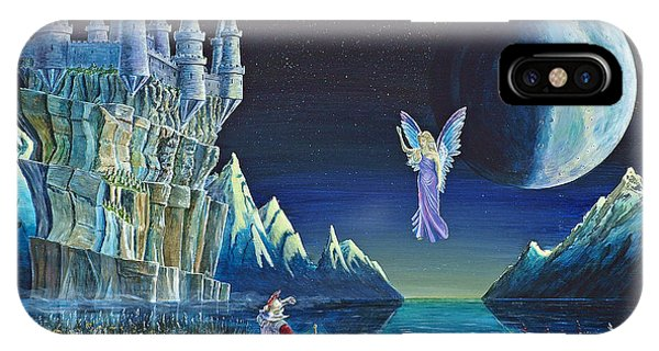 The Blessing Of Galahad IPhone Case