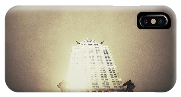Architecture iPhone Case - The Chrysler Building - New York City by Vivienne Gucwa