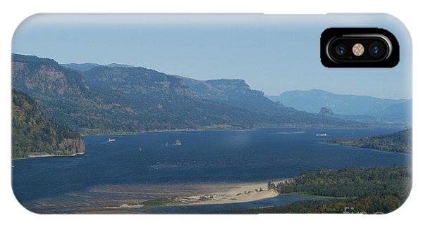 The Columbia River Gorge IPhone Case