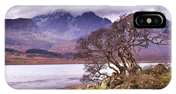 The Cuillins Skye IPhone Case
