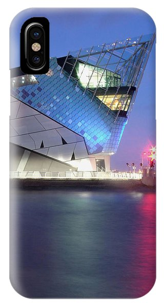The Deep At Night IPhone Case