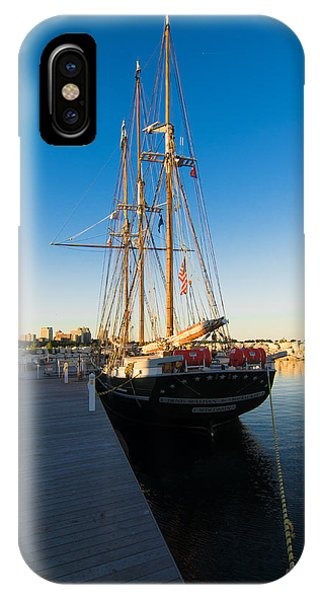 The Denis Sullivan IPhone Case