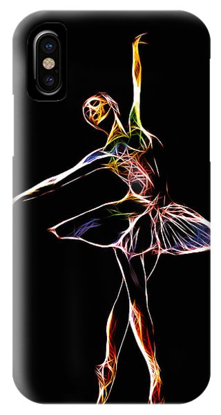 Dive iPhone Case - The  Electric Diva by Steve K