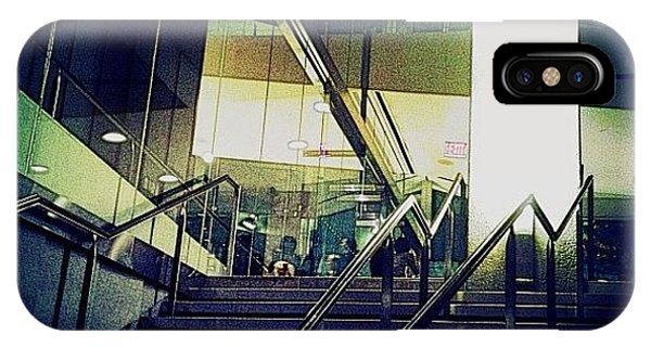 Artwork iPhone Case - The Exit by Natasha Marco