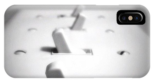 Iger iPhone Case - The Gray Area by Matthew Blum