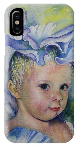 The Iris Princess IPhone Case