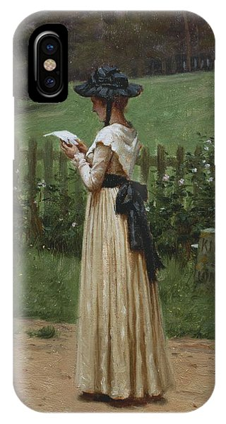 The Love Letter IPhone Case