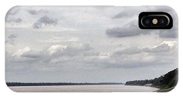 Cause iPhone Case - The Mighty Mekong River by Will Banks