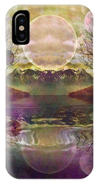 The Mystery Of Dawn IPhone Case