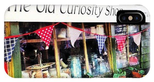 The Old Curiosity Shop IPhone Case