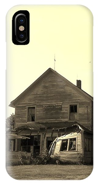 The Old Store IPhone Case