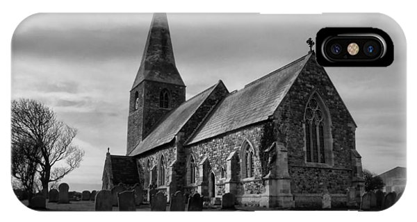 The Parish Church Of All Saints IPhone Case