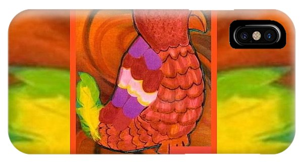 The Parrot From Conneaut Lake Park IPhone Case