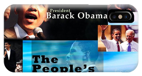 The People's President IPhone Case