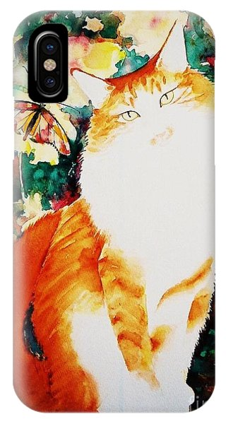 The Persian Boy IPhone Case