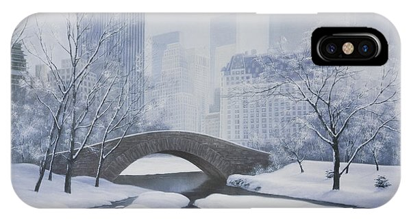 The Plaza IPhone Case