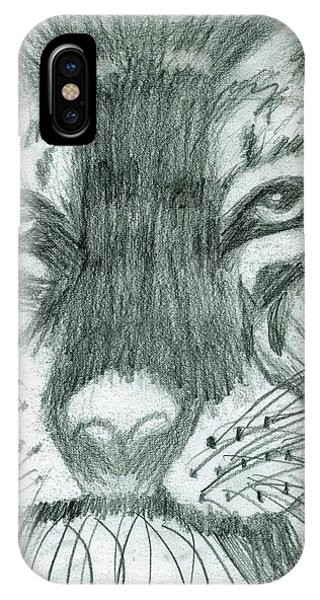The Puma Phone Case by Susan Risse