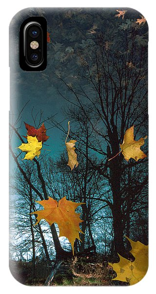 The Reflected Mind IPhone Case