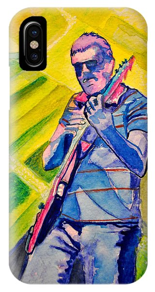 The Smokin Pick IPhone Case