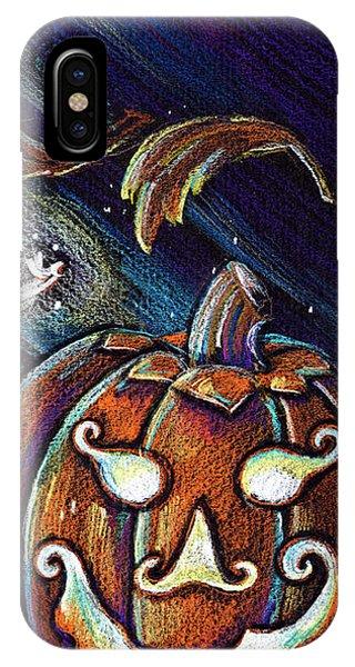 The Spirit Of Halloween IPhone Case