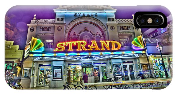 The Strand IPhone Case