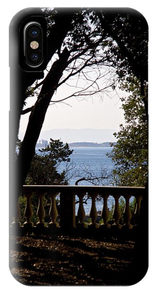 The Sun Out On The Sea IPhone Case