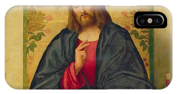 Jesus iPhone Case - The Supper At Emmaus by Vincenzo di Biaio Catena