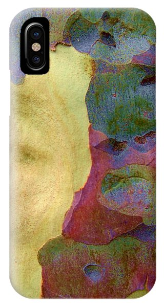 The True Colors Of A Tree IPhone Case