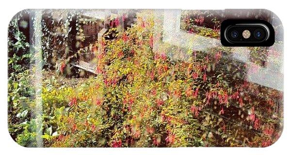Beautiful iPhone Case - The View From My Window, #cambridge #uk by Abdelrahman Alawwad