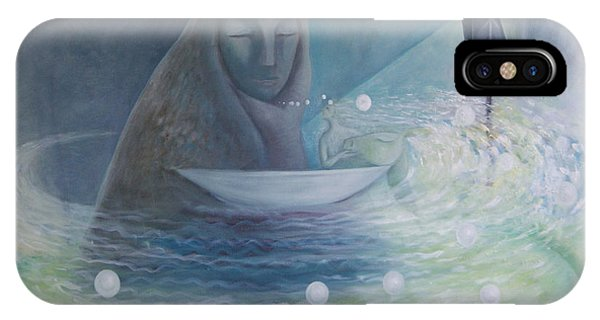 The Volve Rises Again IPhone Case