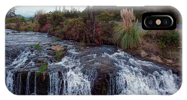 The Waterfall In The Stream IPhone Case